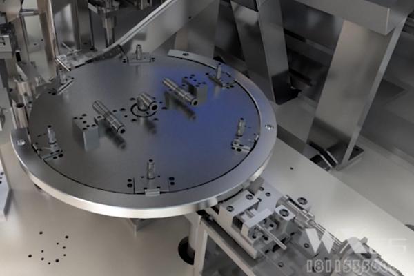 自动化生产线工艺流程动画